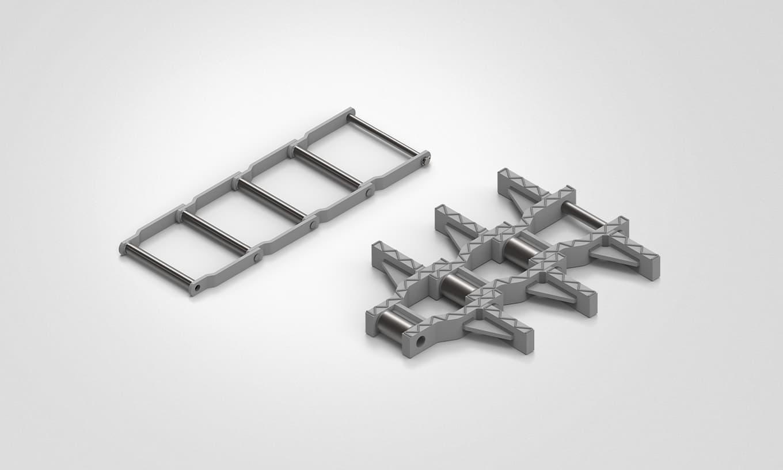 Geschweißte Stahlketten
